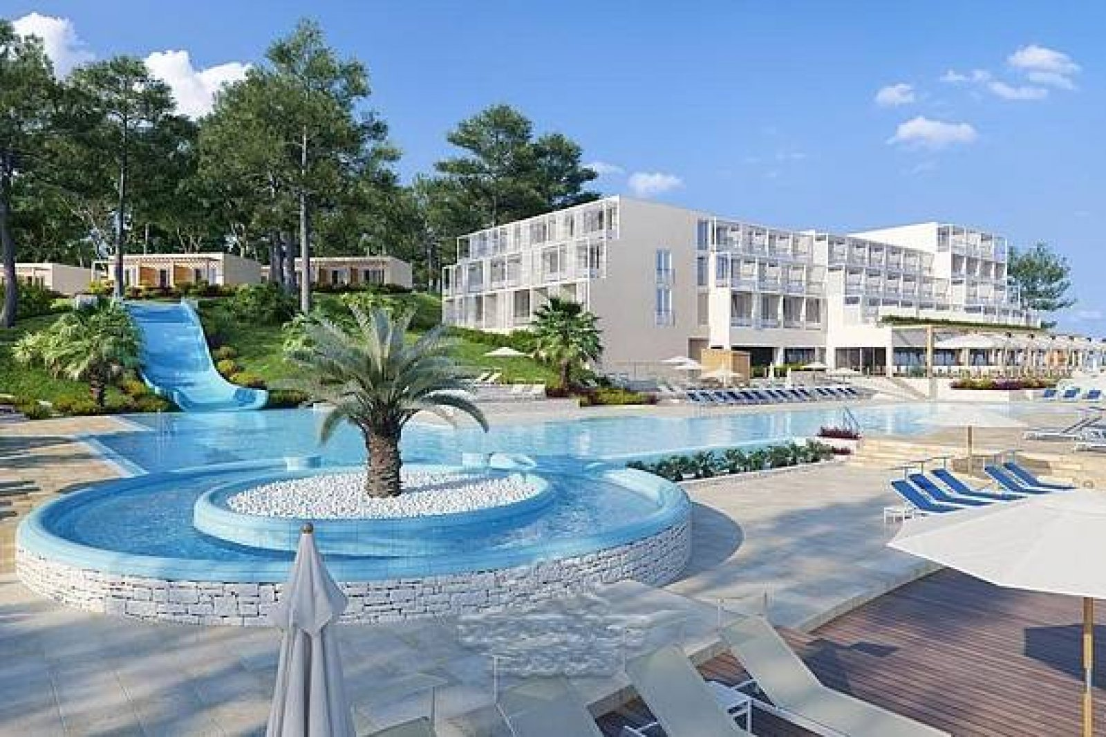 Hotels Istrien  Sterne