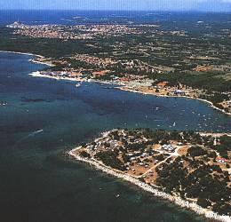 FKK Polari - kemp Punta EVA
